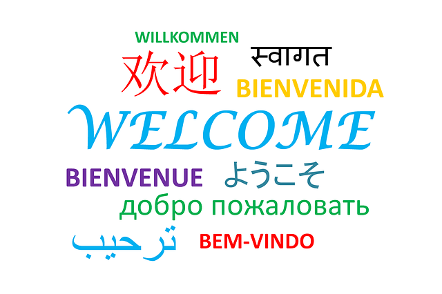 Language Packs – Welcome